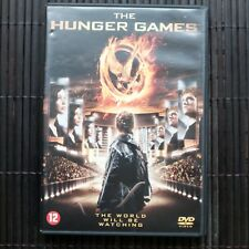 THE HUNGER GAMES - DVD