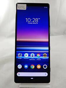 Sony Xperia 1 J8170 128GB GSM Unlocked Smartphone Cellphone Black X352