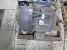 Westinghouse AC Motor TBEP 60HP 1800RPM FR:364T 460V 73A Used