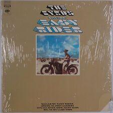 THE BYRDS: Ballad of Easy Rider SHRINK USA 2-Eye Stereo VG++ Vinyl LP '69