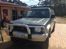 Four Wheel Drive Pajero Manual Passenger Vehicles