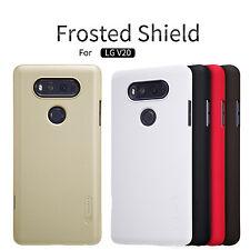 For LG V20 Case NILLKIN Super Frosted Shield Cover Case For LG V20