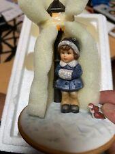 Ardleigh-Elliott Music Box Let It Snow  Berta Hummel Holiday Happiness 2002