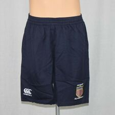 USA RUGBY ALL AMERICAN TECH SHORTS  - Men's (L) Large, Pockets Canterbury NWT