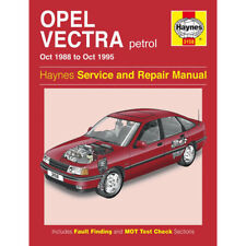 Opel Vectra 1.4 1.6 1.8 2.0 Petrol 1988-95 Haynes Manual