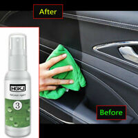 HGKJ-3 Car Refurbished Agent Trim Leather Plastic Care Maintenance Cleaner NEW