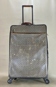 "HARTMANN WINGS BELTING MOBILE TRAVELER EXPANDABLE SPINNER 25"" Suitcase $1095"
