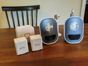 Arlo Indoor/Outdoor Smart Home Wireless Motion Sensor & Security Lights - Pack …