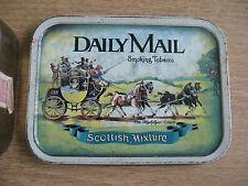 Dose Daily Mail  Pfeifen Tabak Scottish Mixture Holland  Sammler DM Rarität