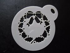 Corte láser Pequeña Corona Diseño Cookie, pastel, Craft & Plantilla de Pintura de cara