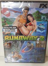 RUNAWAY 2 PC CD-ROM NUOVO