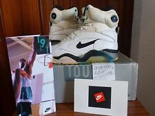 1991 NIKE AIR FORCE 180 HIGH US 8 NEW NEVER WORN VINTAGE VTG ORIGINAL