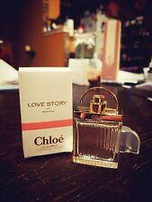 CHLOE Love Story EAU SENSUELLE Mini 7.5ml/0.25oz Perfume Splash New Release BNIB