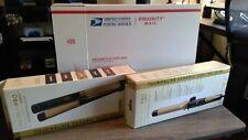 INFINITI PRO BY CONAIR Tourmaline Ceramic Flat Iron + Curling Iron Priority Mail