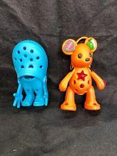Pop Pals Teddy Bear Saga Toys Figure Teddy bear Croc Style And Other Monster