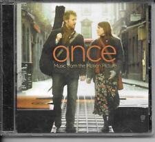 CD ALBUM 13 TITRES BOF/OST--ONCE--GLEN HANSARD