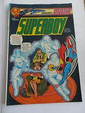1x Comic - Superboy Heft Nr. 1 (1981)