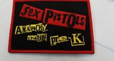 SEX PISTOLS  PATCH NEW  VINTAGE OOP COLLECTIBLE