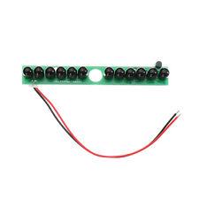12pcs IR LEDs Infrared Illuminator Board Invisible No Red Light 940nm 60 Degree