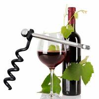 Wein Kellnermesser Korkenzieher Kellnerbesteck Flaschenöffner Bottle Opener T0L9