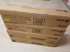 4 x Toner Xerox Color 800 / 1000 Press CYMK  A-Ware Rechnung Mwst Netto 445€