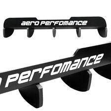 Aero Parts Rear Bumper lip Diffuser Guard Cover Molding Garnish for All Vehicle