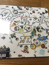 LED ZEPPELIN III 3 - 180gm Vinyl LP Remastered 2014 - BRAND NEW & SEALED