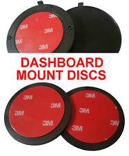 85MM Universal Dash Mount a disco, TomTom, Garmin, GPS, telefono-Free STD UK POST