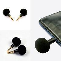 3,5 mm Mini-Handy-Mikrofon Stereo-MIC für chatten singen tragbares Design