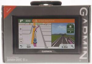 "👀 Garmin Drive 61 EX GPS 6"" Screen Navigation W/ Alerts BRAND NEW FREE SHIP 👀"