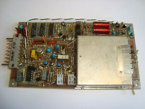 Oszillator 1, EKD 300, RFT / Funkwerk-Köpenick