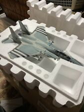 Armour Collection Die-cast Aircraft Model Jet Fighter 1:48 F-15 Eagle USAAF