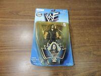WWF Signature Series Series 2 The Undertaker. Jakks Autograhed facsimile