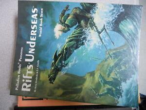 Rifts underseas book # 7