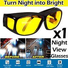 HD Night Sight Driving Glasses Sunglasses Polarized Anti Glare Night Vision HOT