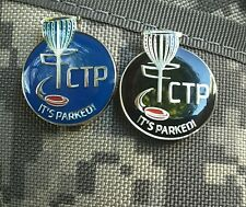 Disc Golf Bag CTP PINS