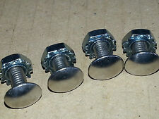 Small Stainless Steel Number Plate Bolts Vintage Austin A40 Somerset Devon AS3