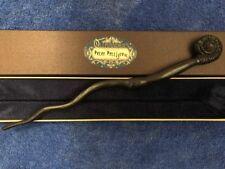"Peter Pettigrew Wand 14"", REAL WOOD, Harry Potter, Ollivander's, Wizarding World"