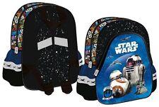 "Disney Star Wars Junior Rucksack blau 10"" Kinderrucksack Freizeitrucksack SWM 6"