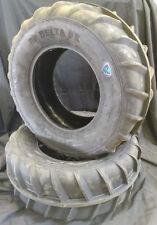 New - Pair (x2) RP Delta FX 27x10x14 ATV/UTV Sand Paddle Tires - 4-Ply, 27/10-14