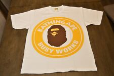 3ba6ea39e9ba0 BAPE Short Sleeve T-Shirts for Men for sale | eBay