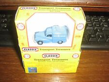 DIE-CAST - MORRIS MINOR VAN - RAC ROAD SERVICES - BLUE - 00 gauge / 1:76 model
