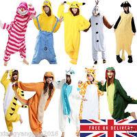 Mens Ladies Onesie Adult Animal Unisex Onsie Kigurumi Pyjamas Pajamas Sleepwear
