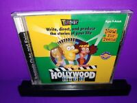 Theatrix Hollywood High PC CD ROM Windows/Mac Brand New B385