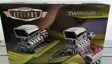 HOT WHEELS - LEGENDS - TWIN MILL - 1/24 and 1/64 Scale