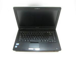 "Toshiba TECRA M11 14"" Laptop 2.67 GHz i7-M 620 4GB RAM Grade B No Battery, Caddy"