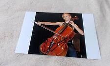 Sol Gabetta *Klassik Argentinia Cello*,  original signiertes Foto 20x30 cm (8x12