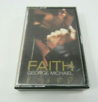 Faith by George Michael (Cassette, 1987, Columbia (USA))
