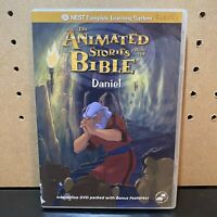 Animated Stories from the Bible - Daniel (DVD, 2008) Nest Learning