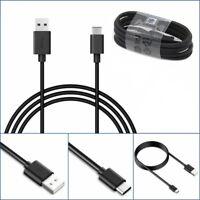 Cargador Rápido Cable Datos USB para Samsung Galaxy S8 S9 Plus Note 8 A8 2018 A5